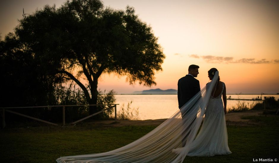 Il matrimonio di Giovanni e Vanessa a Marsala, Trapani