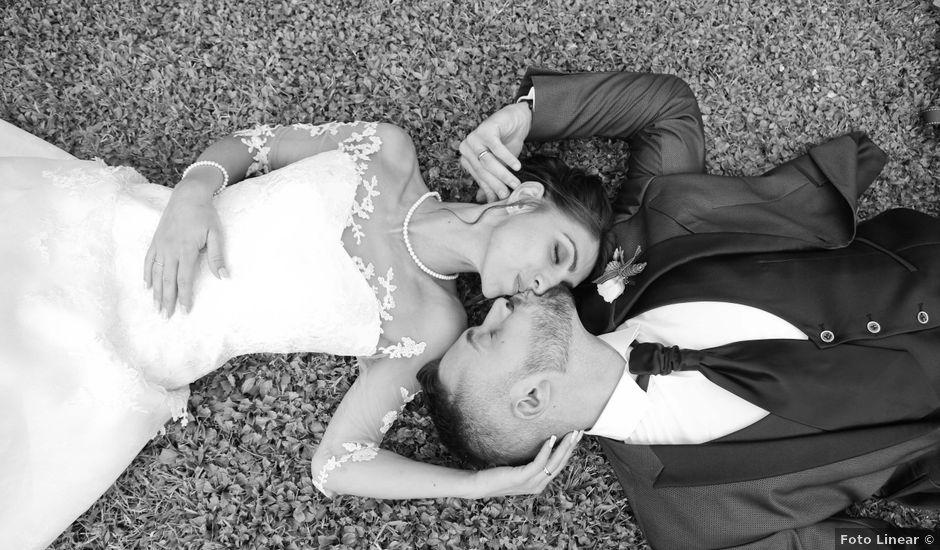 Il matrimonio di Carmen e Federico a Somma Lombardo, Varese