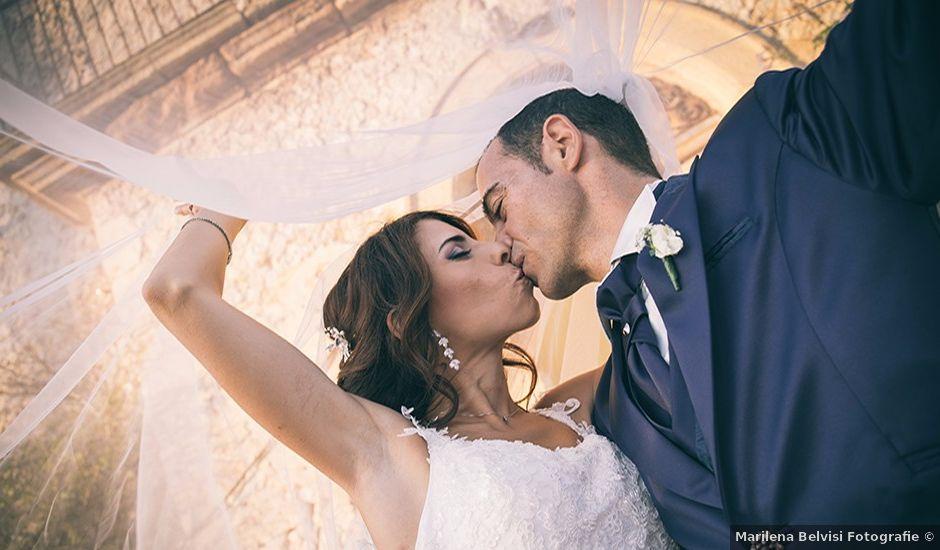 Il matrimonio di Gabriele e Lucia a Grammichele, Catania