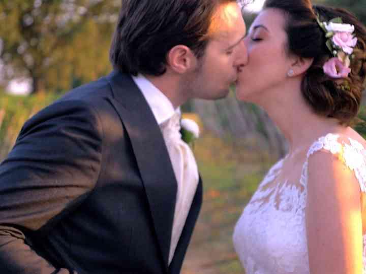 Le nozze di Grazia e Mauro