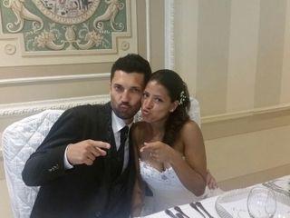 Le nozze di Luca e Gladys
