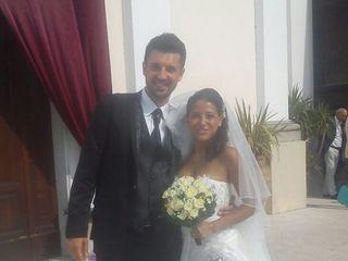 Le nozze di Luca e Gladys 1
