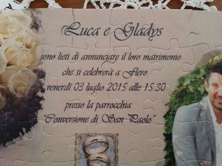 Le nozze di Luca e Gladys 2