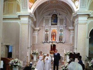 Le nozze di Giuseppe e Manuela 3
