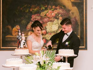Le nozze di Nicoletta e Daniele 1