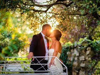 Le nozze di Serena e Gianluca