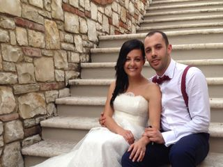 Le nozze di Marcella e Andrea