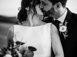 Le nozze di Mattia e Sara