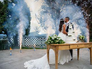 Le nozze di Ahmed e Ely