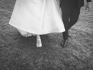 Le nozze di Nico e Luana