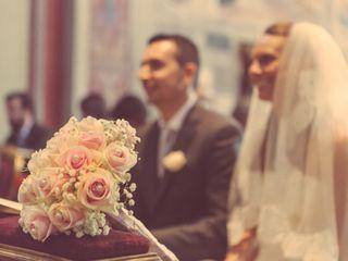 Le nozze di Serena e Saul