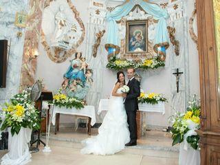 Le nozze di Federica e Agostino