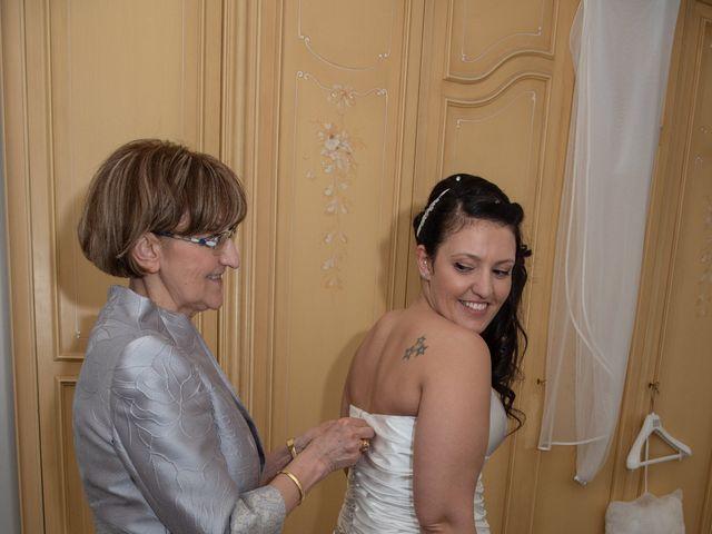 Il matrimonio di tristano e alessandra a Induno Olona, Varese 3