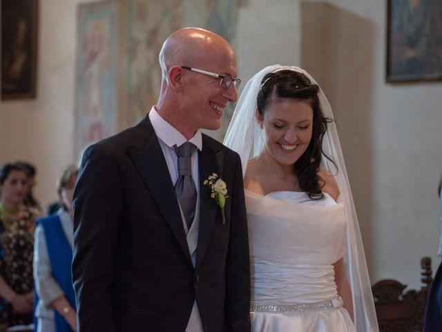 Il matrimonio di tristano e alessandra a Induno Olona, Varese 2