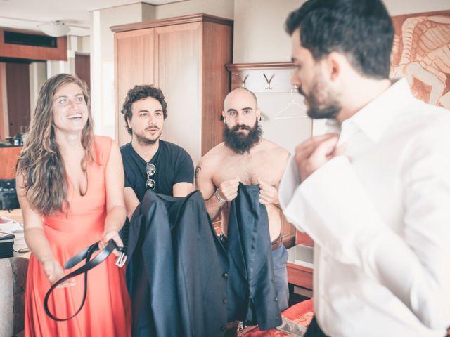 Il matrimonio di Marco e Noemi a Pesaro, Pesaro - Urbino 3
