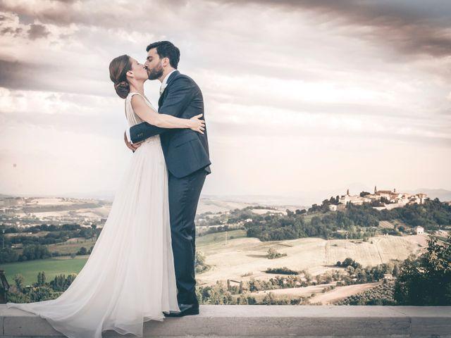 Il matrimonio di Marco e Noemi a Pesaro, Pesaro - Urbino 17