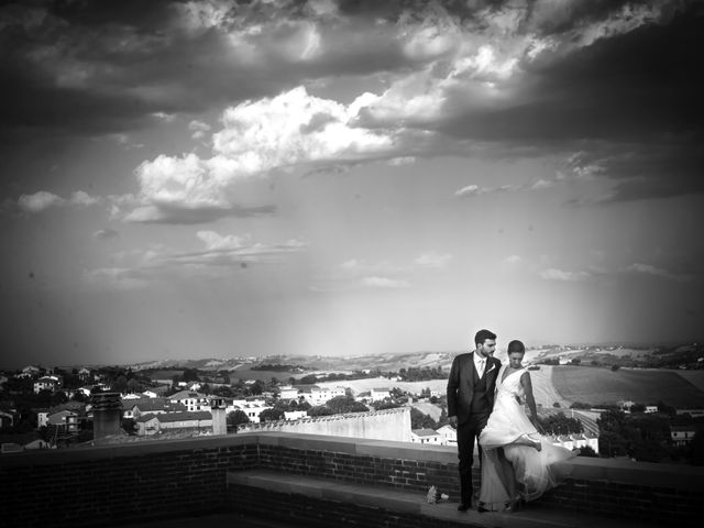 Il matrimonio di Marco e Noemi a Pesaro, Pesaro - Urbino 19
