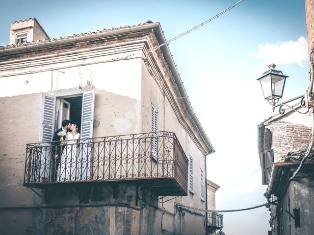 Il matrimonio di Marco e Noemi a Pesaro, Pesaro - Urbino 20