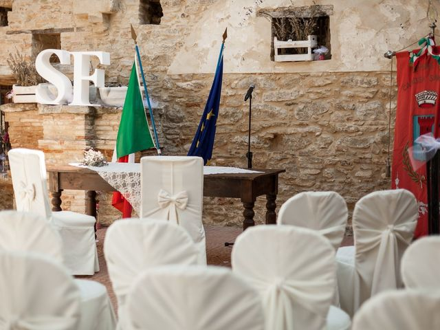 Il matrimonio di Francesco e Serena a Orsogna, Chieti 7
