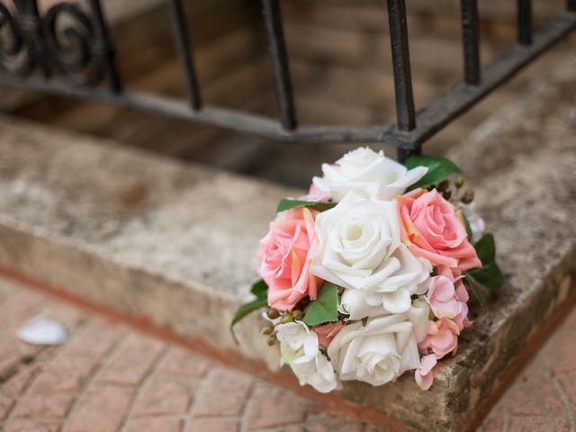 Il matrimonio di Francesco e Serena a Orsogna, Chieti 8