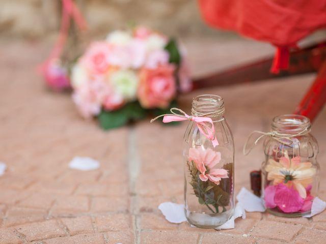 Il matrimonio di Francesco e Serena a Orsogna, Chieti 9