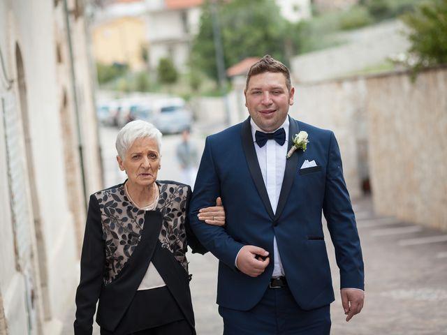 Il matrimonio di Francesco e Serena a Orsogna, Chieti 12
