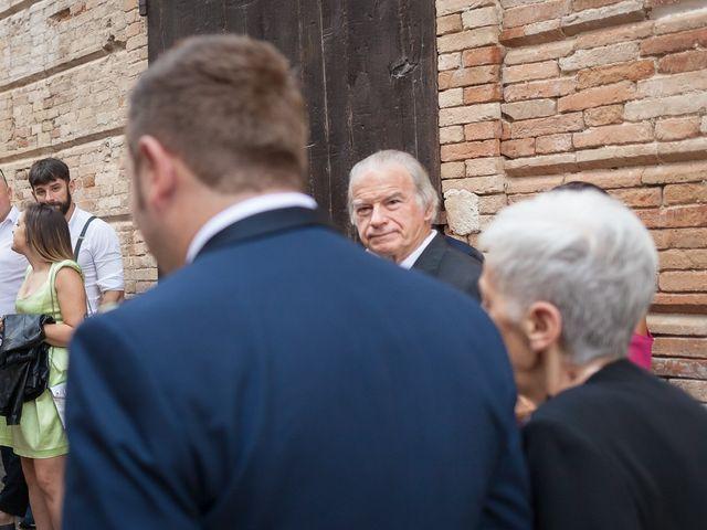 Il matrimonio di Francesco e Serena a Orsogna, Chieti 13