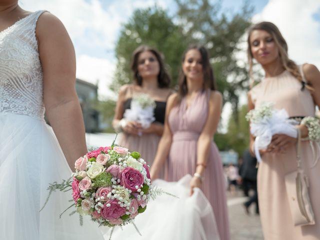 Il matrimonio di Francesco e Serena a Orsogna, Chieti 19