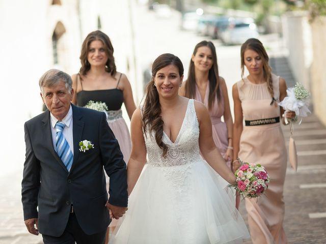 Il matrimonio di Francesco e Serena a Orsogna, Chieti 21