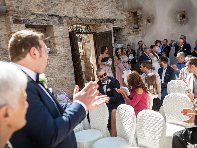 Il matrimonio di Francesco e Serena a Orsogna, Chieti 22