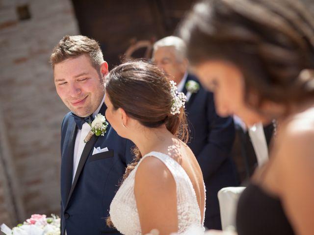 Il matrimonio di Francesco e Serena a Orsogna, Chieti 24