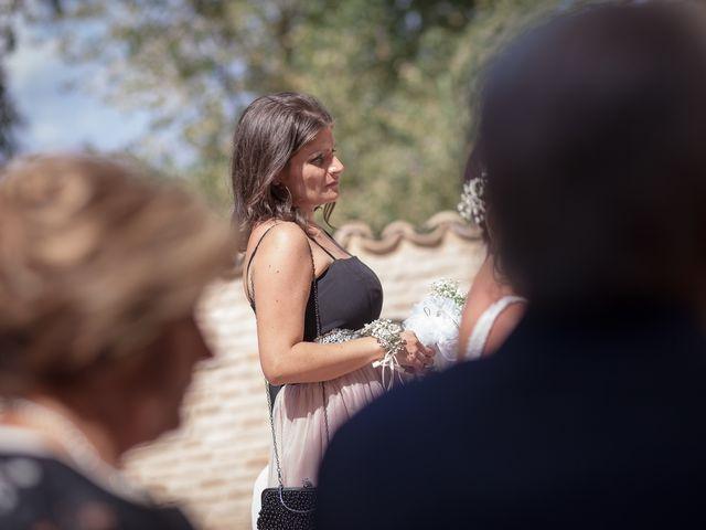 Il matrimonio di Francesco e Serena a Orsogna, Chieti 25
