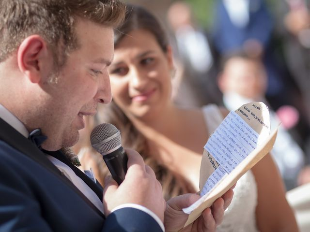 Il matrimonio di Francesco e Serena a Orsogna, Chieti 29