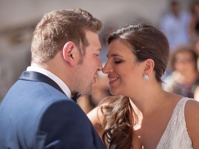 Il matrimonio di Francesco e Serena a Orsogna, Chieti 33