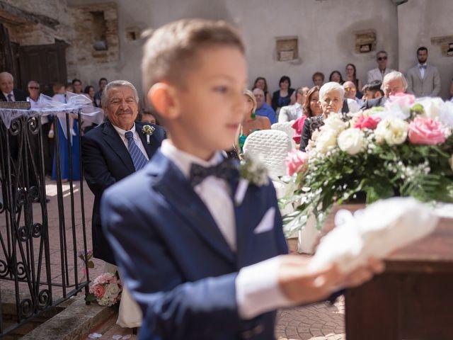 Il matrimonio di Francesco e Serena a Orsogna, Chieti 34