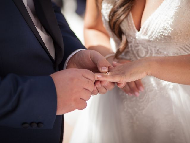 Il matrimonio di Francesco e Serena a Orsogna, Chieti 35
