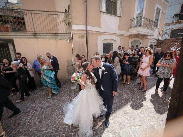 Il matrimonio di Francesco e Serena a Orsogna, Chieti 37