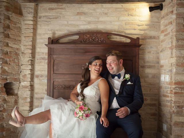 Il matrimonio di Francesco e Serena a Orsogna, Chieti 38