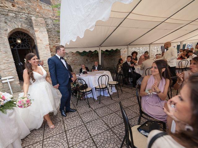 Il matrimonio di Francesco e Serena a Orsogna, Chieti 39