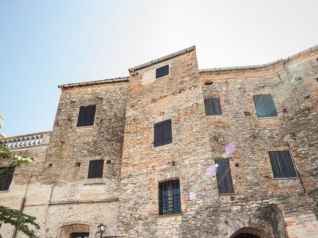 Il matrimonio di Francesco e Serena a Orsogna, Chieti 41