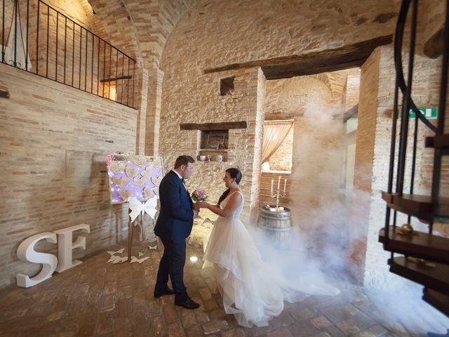 Il matrimonio di Francesco e Serena a Orsogna, Chieti 43