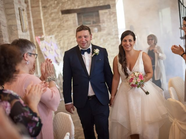 Il matrimonio di Francesco e Serena a Orsogna, Chieti 44