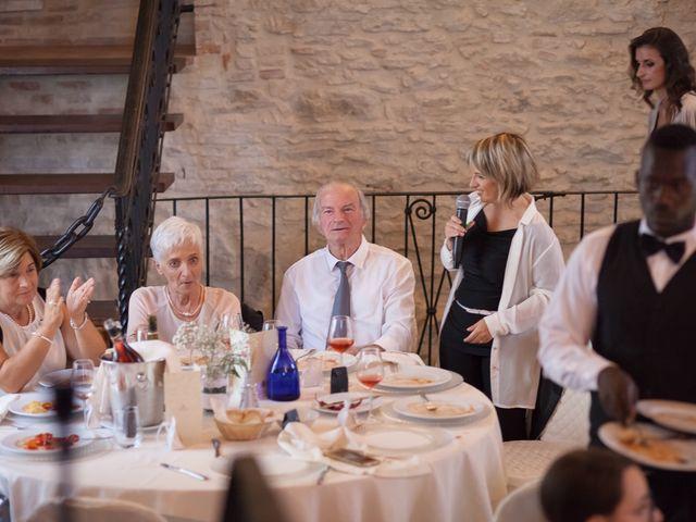 Il matrimonio di Francesco e Serena a Orsogna, Chieti 47
