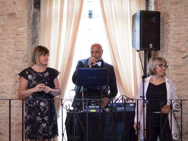 Il matrimonio di Francesco e Serena a Orsogna, Chieti 49