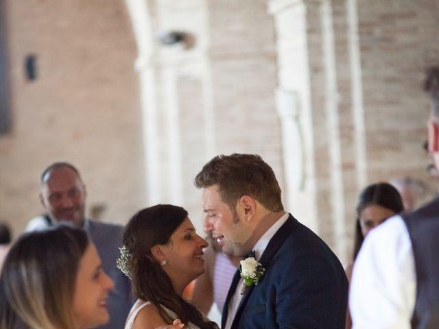 Il matrimonio di Francesco e Serena a Orsogna, Chieti 50