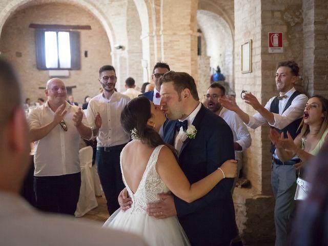 Il matrimonio di Francesco e Serena a Orsogna, Chieti 51