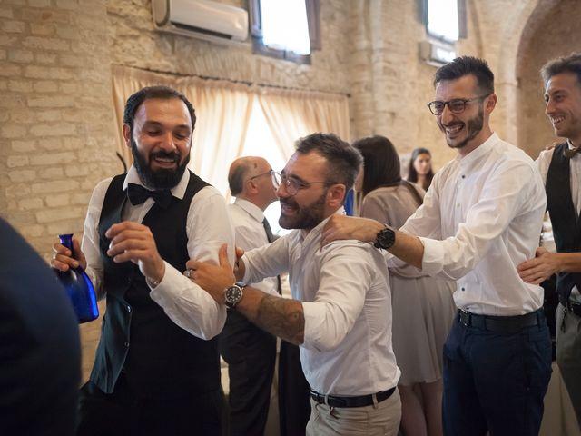 Il matrimonio di Francesco e Serena a Orsogna, Chieti 55