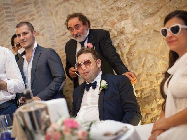 Il matrimonio di Francesco e Serena a Orsogna, Chieti 57