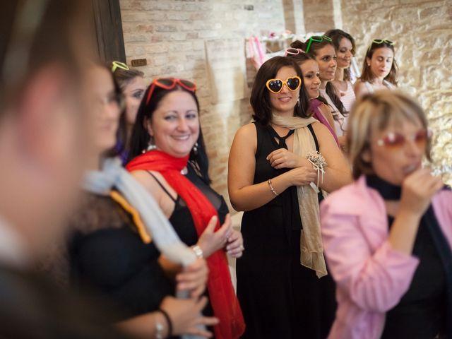 Il matrimonio di Francesco e Serena a Orsogna, Chieti 58