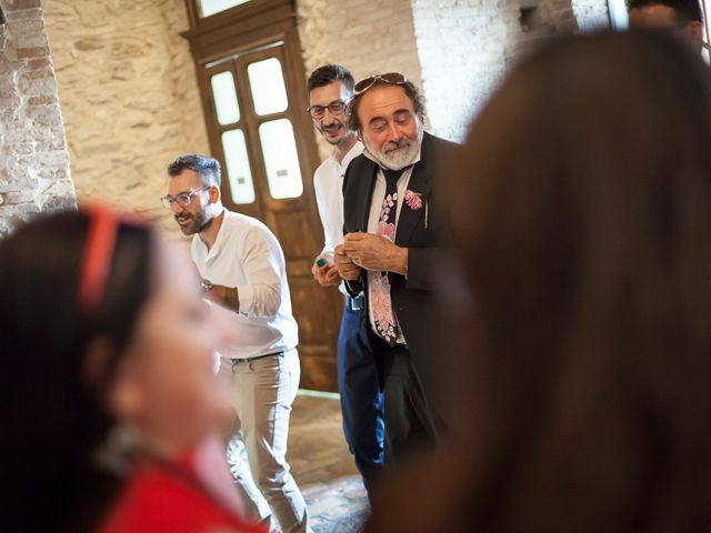 Il matrimonio di Francesco e Serena a Orsogna, Chieti 59
